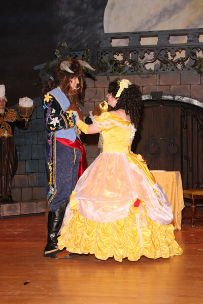 Beauty & The Beast - Spring, 2011