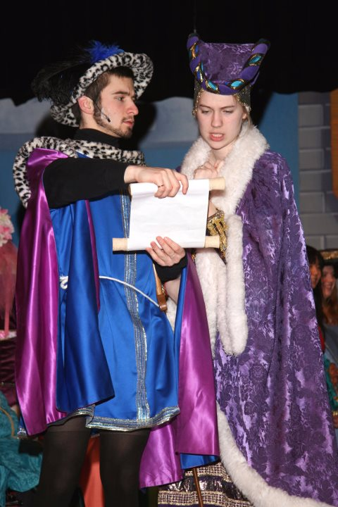 Once Upon A Mattress - Spring, 2009