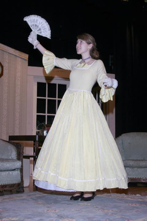 Murder In The Magnolias - Spring, 2008
