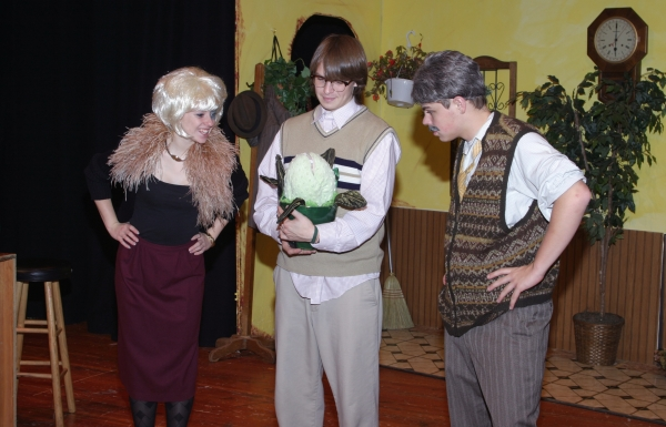 Little Shop of Horrors - Fall, 2007