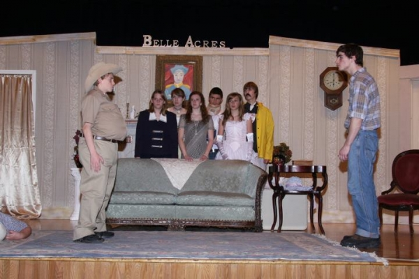 Murder In The Magnolias - Fall, 2008